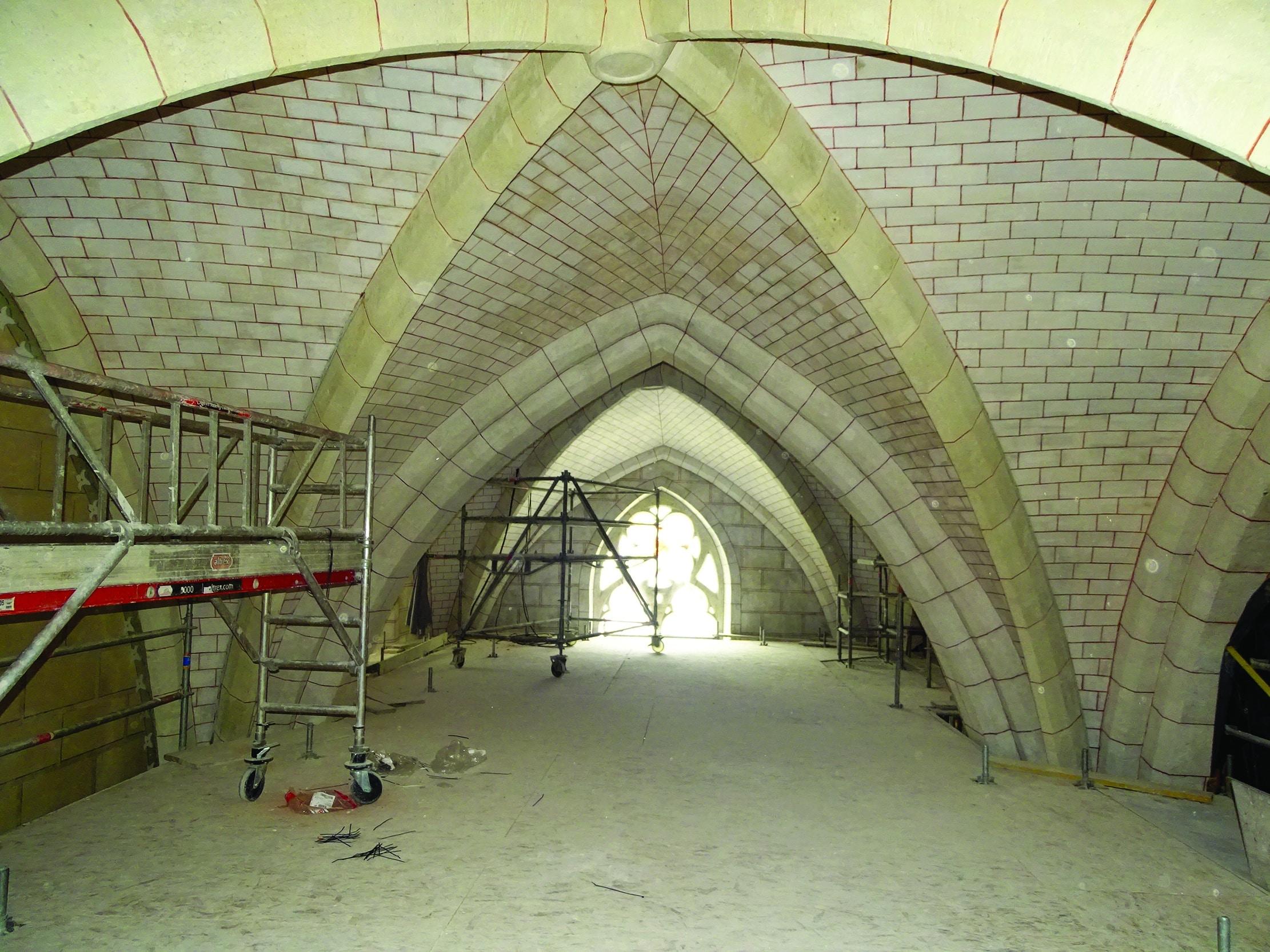 Le Riverain - L'église Saint Pierre se refait une beauté