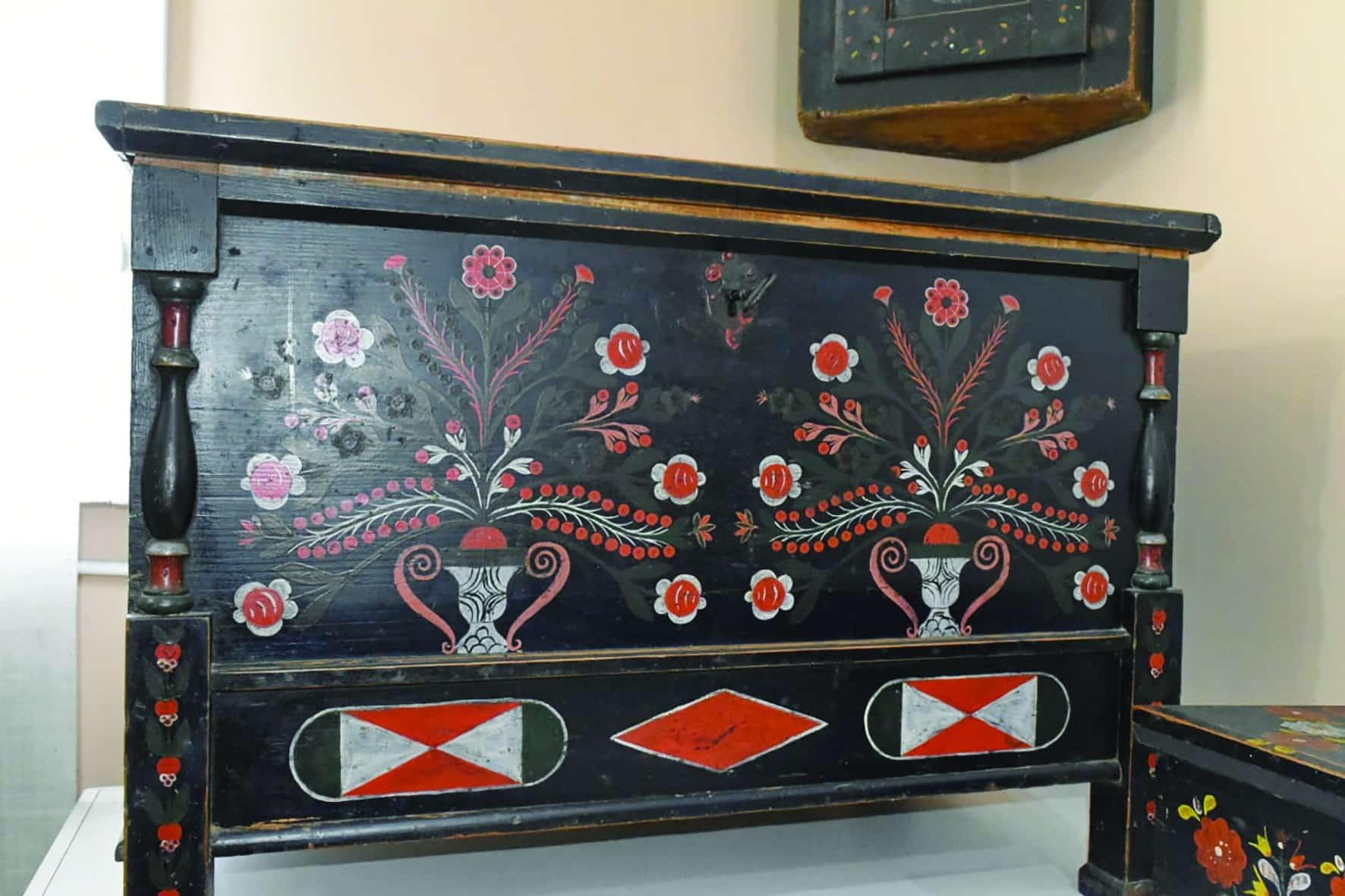 Le Riverain - Relooker un vieux meuble