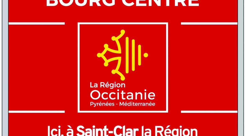 Le Riverain - La commune reconnue Bourg Centre par la Région