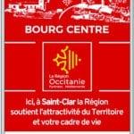 La commune reconnue Bourg Centre par la Région
