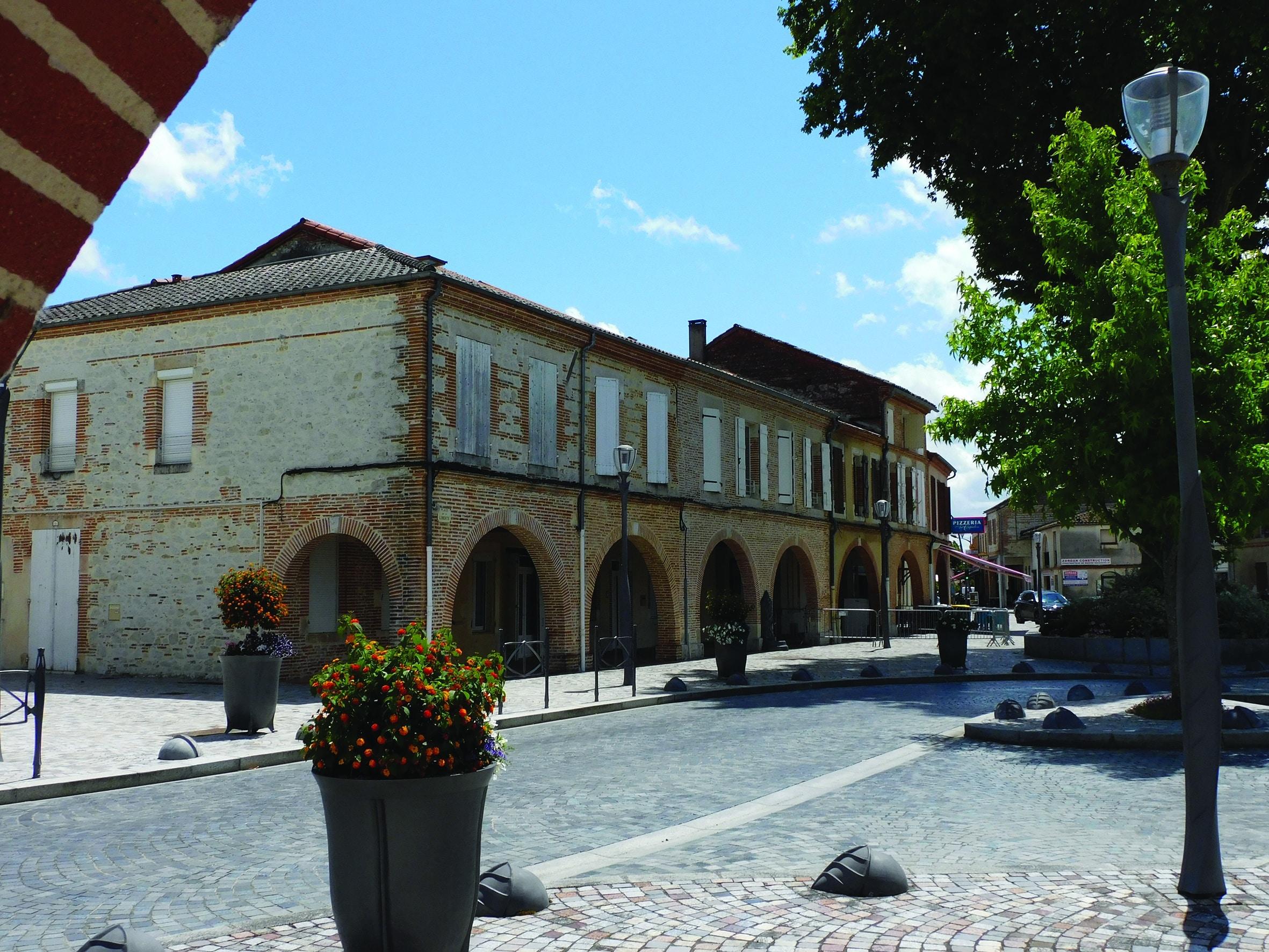 Le Riverain - Histoire de Golfech (Golfèg en occitan)
