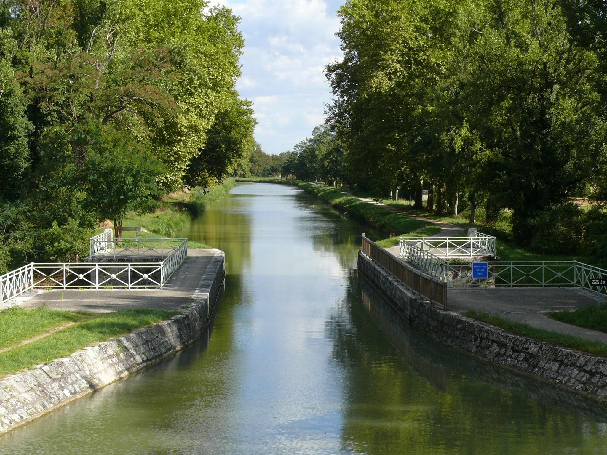 Le Riverain - Lo Canal de las doas Mars
