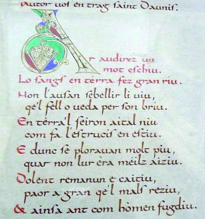 Le Riverain - Per legir l'occitan