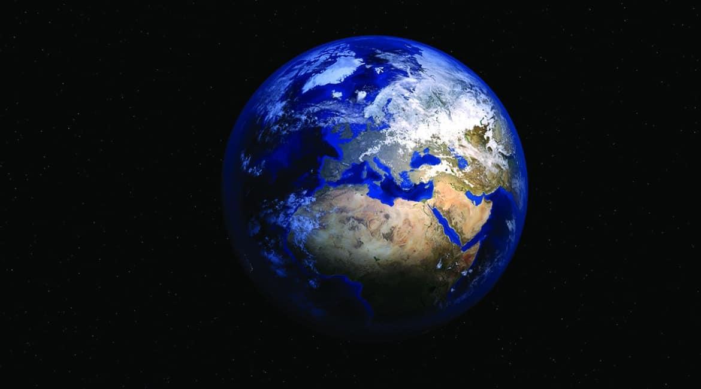 Le Riverain - La terre... immense ?