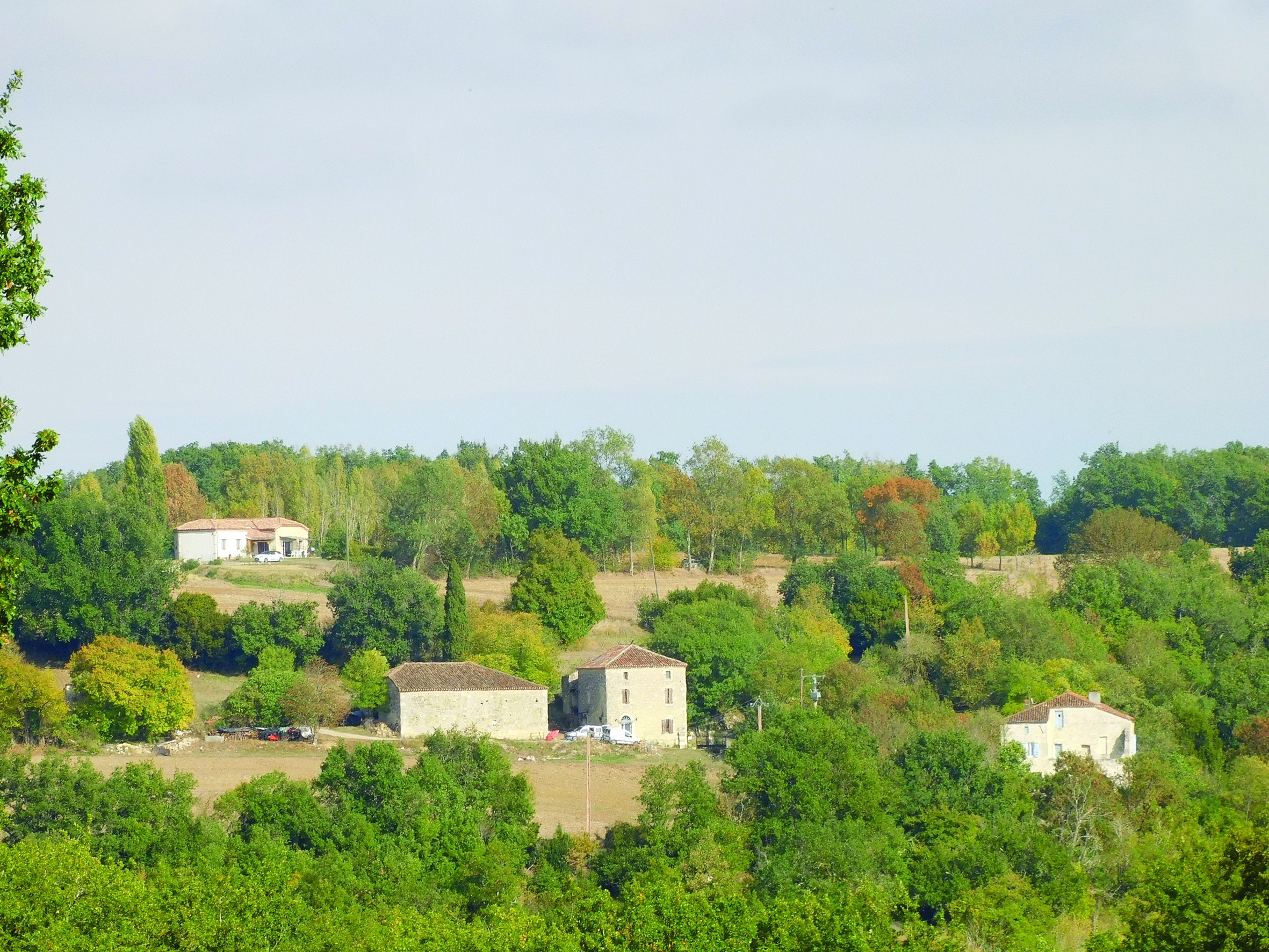 Le Riverain - Costas : commune de Gasques