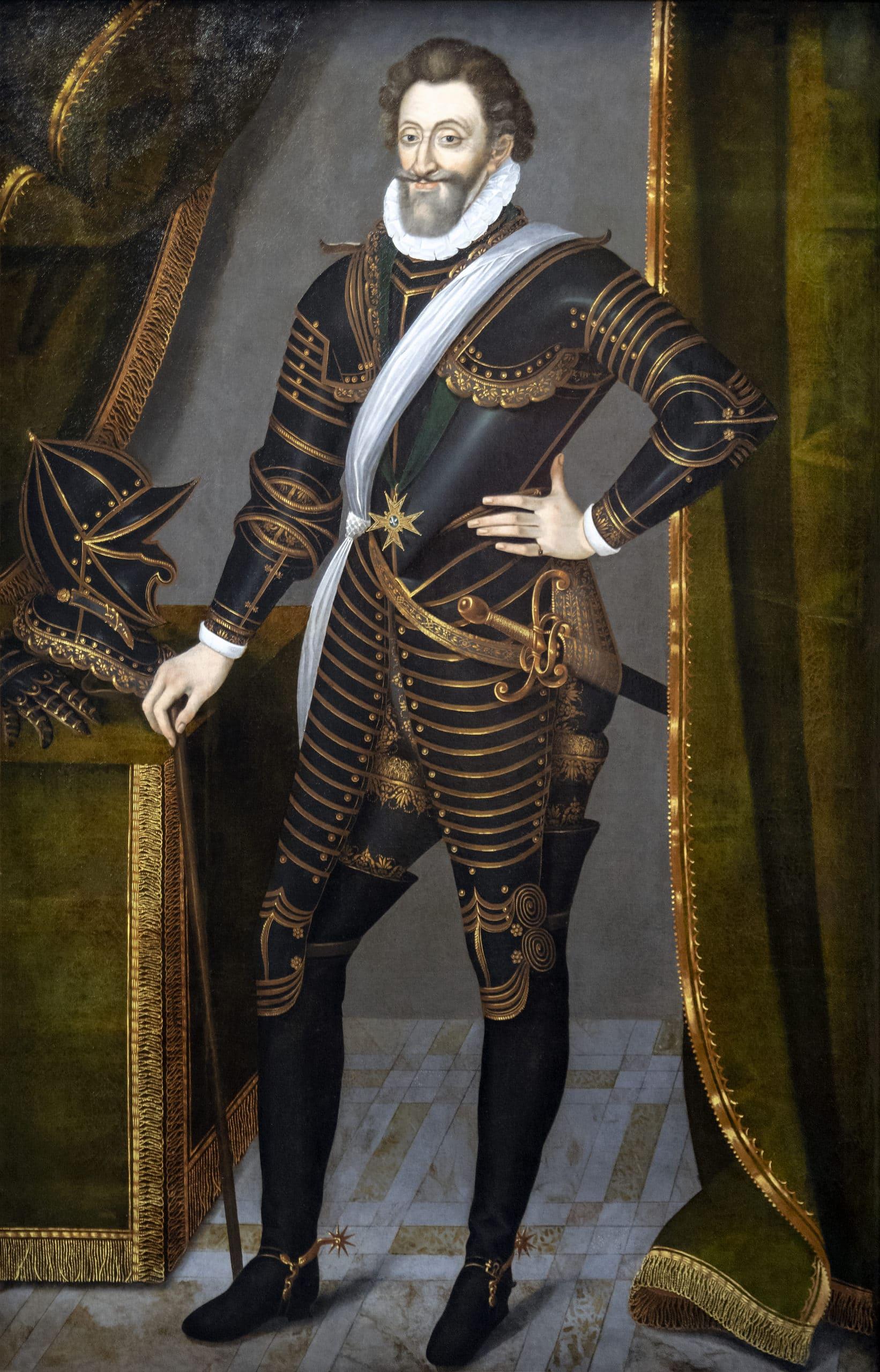 Le Riverain - Enric IV, lo rei gascon