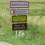 Los noms de luòcs en occitan sus las cartas IGN