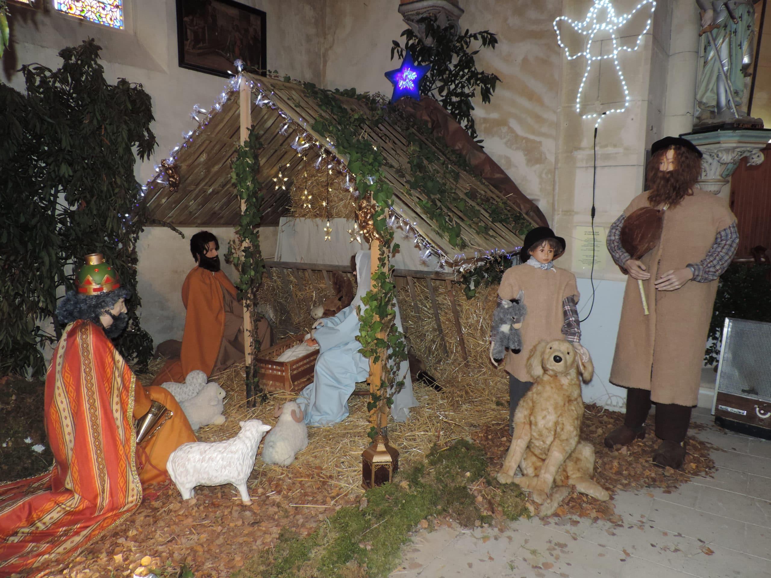 Le Riverain - L'origine de Noël