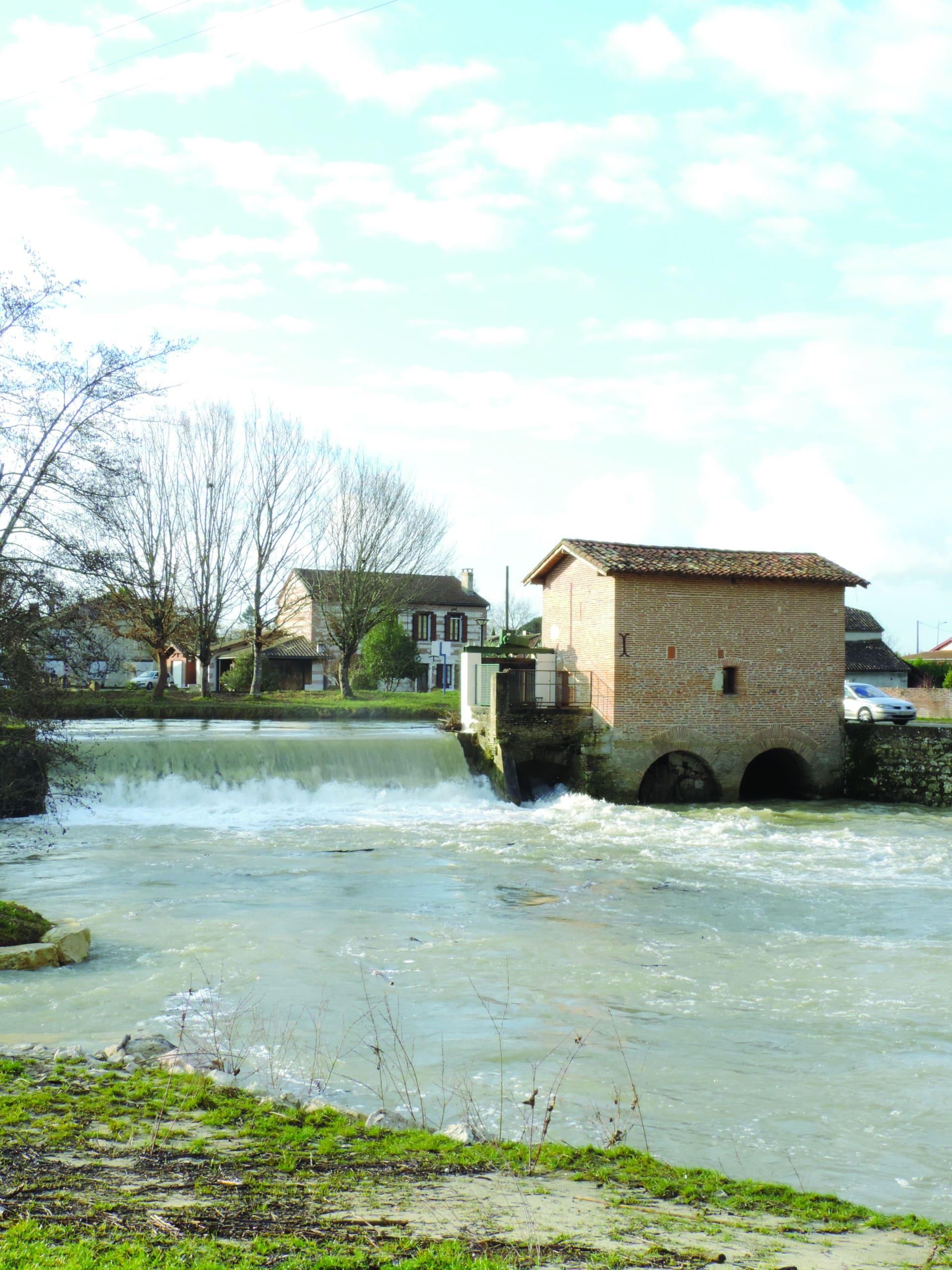 Le Riverain - Cornillas : commune de Valence