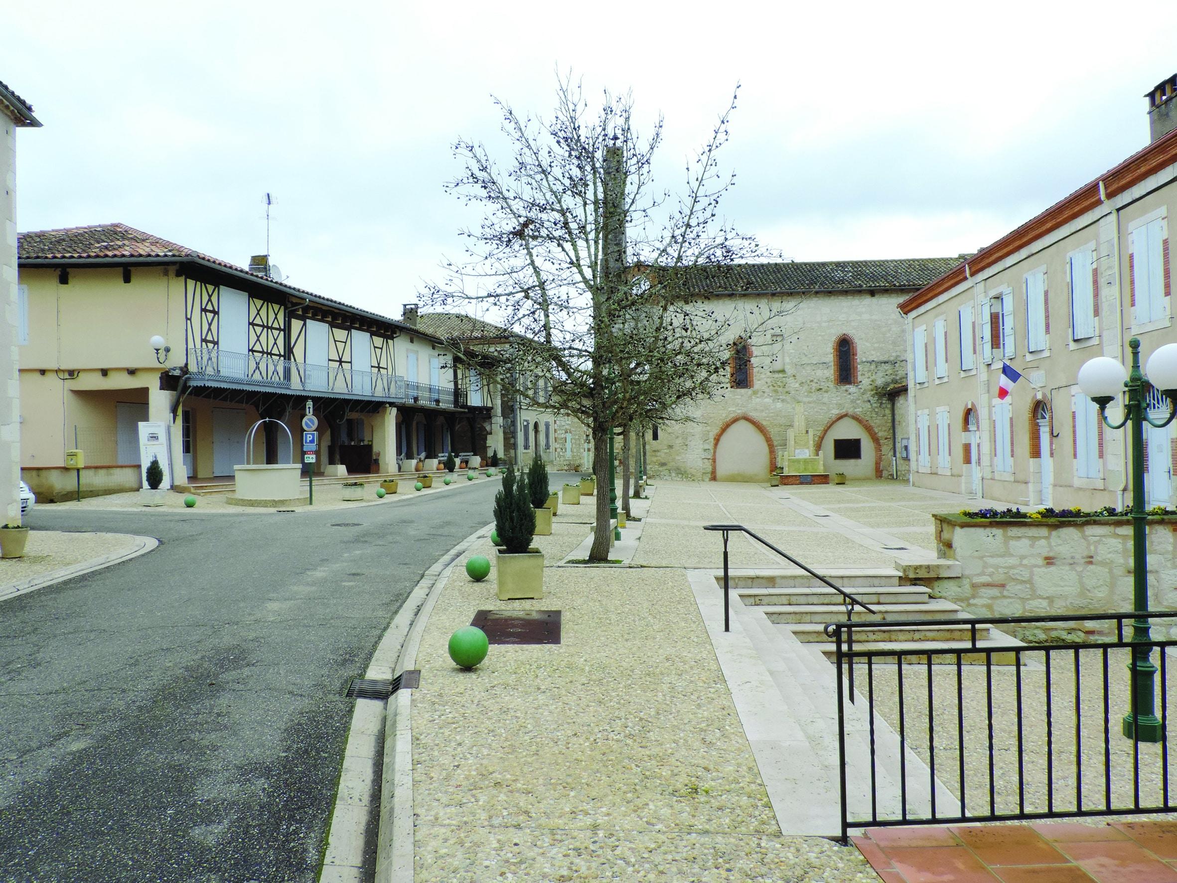 Le Riverain - Saint-Michel (Sent-Miqueu)
