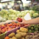 Auvillar : un marché bio