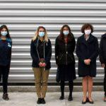 Verdun/Garonne : la préfète de Tarn-et-Garonne rencontre des jeunes recrutés en CIE
