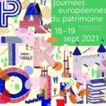 Journées Européennes du Patrimoine 2021 : Patrimoine pour tous