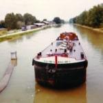 La Magistère : Toto le marinier et le Bacchus dernier pinardier ayant navigué sur le canal